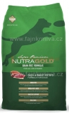 NUTRA Gold Duck & Sweet Potato Grain Free 2 x 13,6 kg