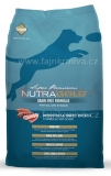 NUTRA Gold White fish & Sweet Potato Grain Free 2x13,6 kg