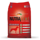 NUTRA Gold Holistic Adult Lamb & Rice 15 kg