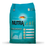 NUTRA Gold Salmon and Potato Adult Dog 3 kg