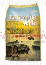 TASTE of the Wild High Praire Canine Formula 6 kg