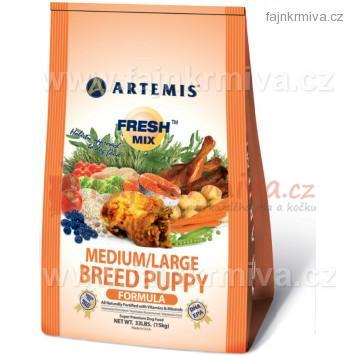 ARTEMIS Fresh Mix M/L Puppy 6,8 kg
