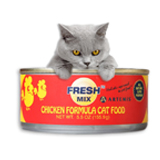 Artemis Fresh Mix Chicken Cats 5 + 1 ZDARMA