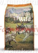 TASTE of the Wild High Praire Puppy 6 kg