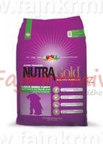 NUTRA Gold Holistic Puppy Large Breed 15 kg