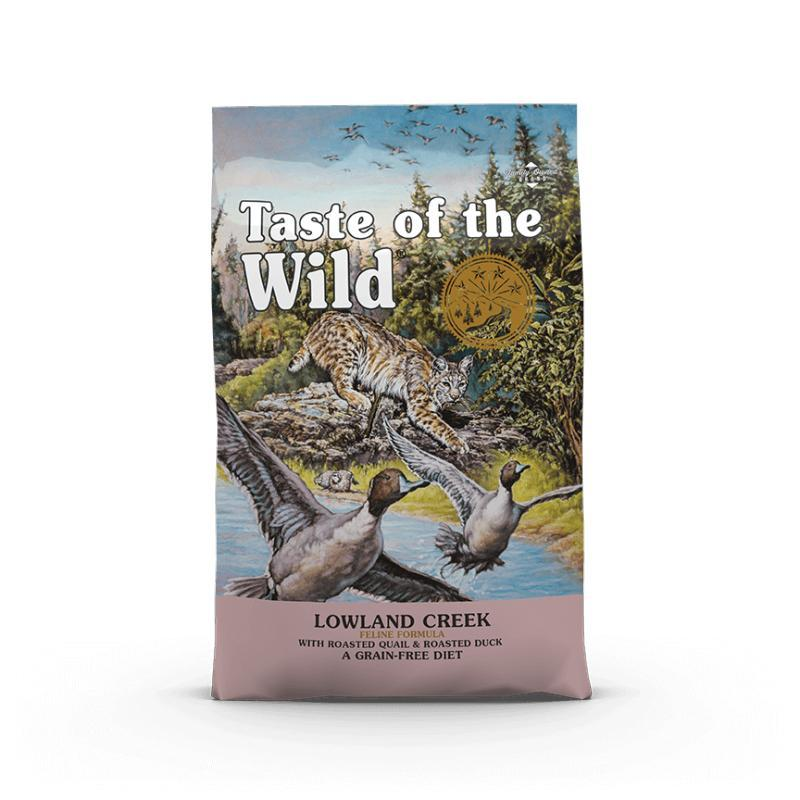 Taste of the Wild Lowland Creek 2 kg