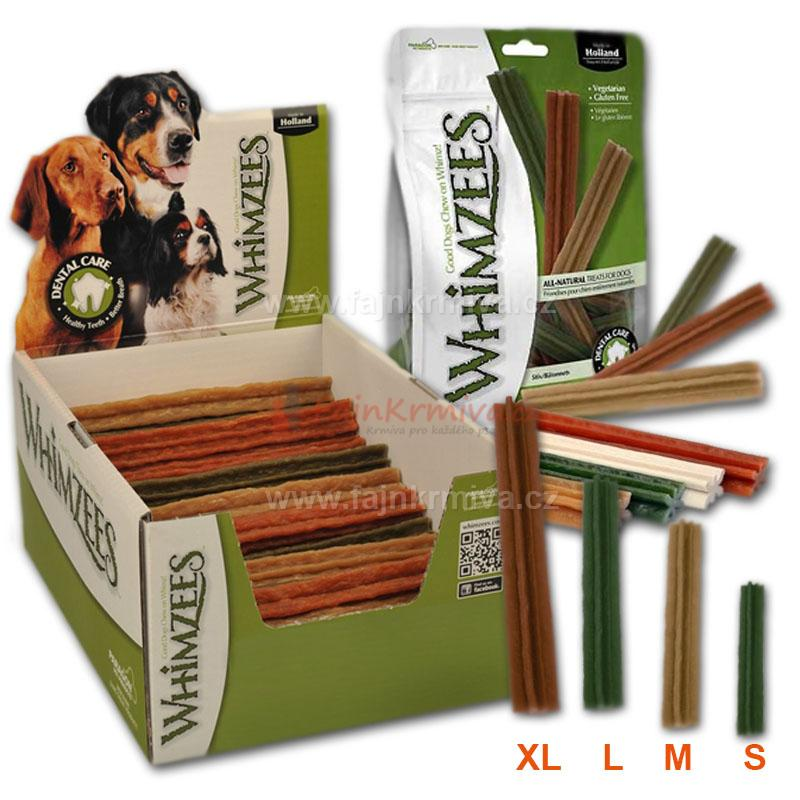 WHIMZEES Display Box Sticks S - 11,9 cm/15 g
