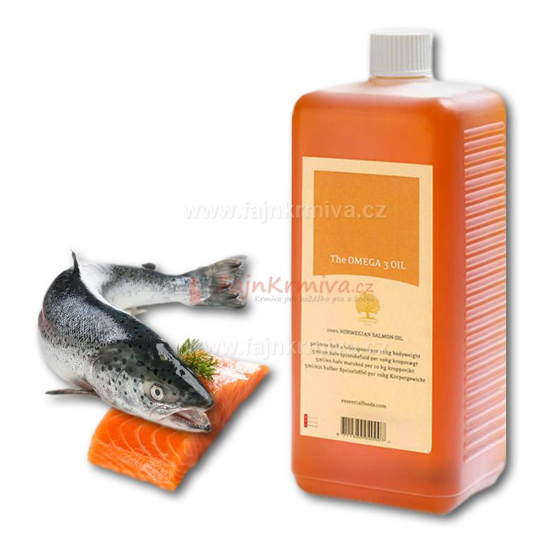 ESSENTIAL Salmon Oil 1 litr