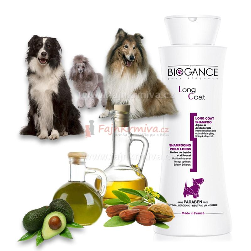 Biogance šampón Long Coat 250 ml