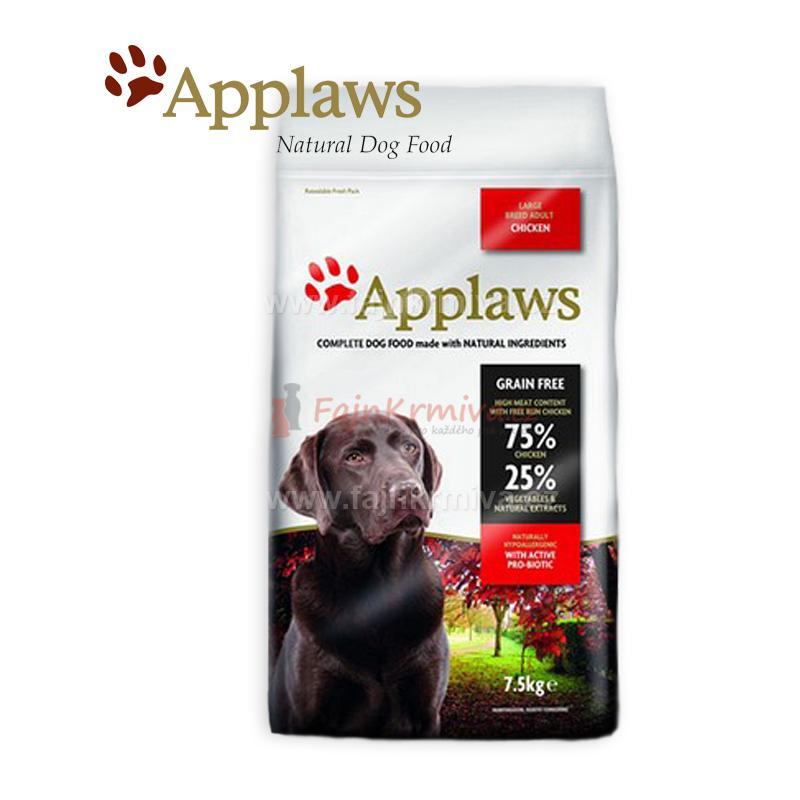 Applaws Dog Adult Large Breed Chicken 7,5 kg