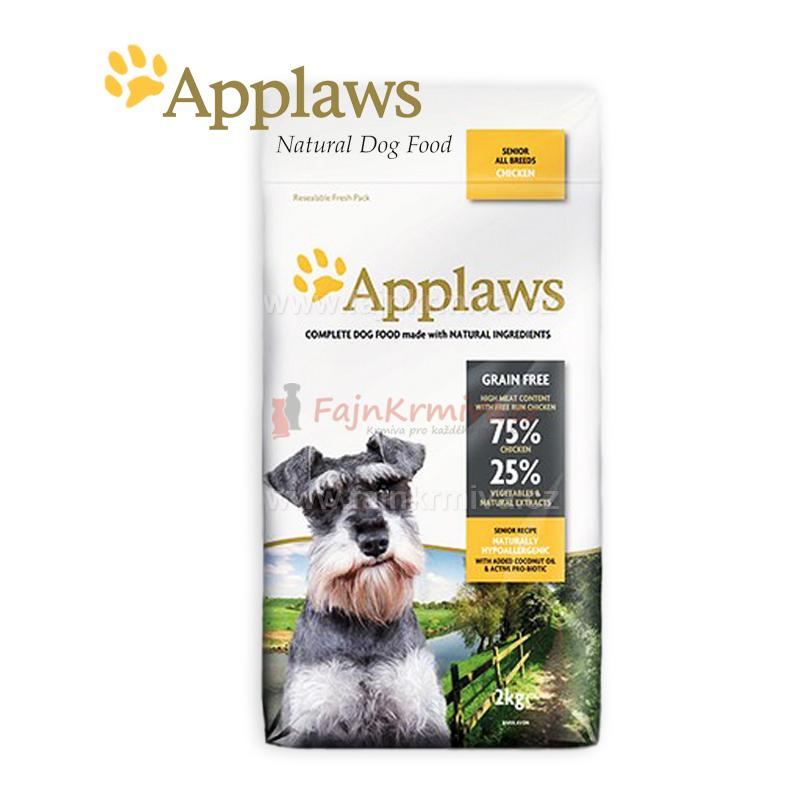 Applaws Dog Senior All Breed Chicken 2 kg