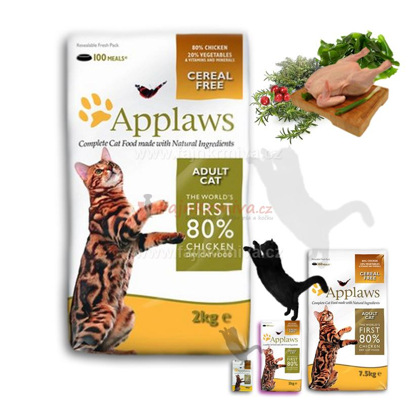 Applaws Adult Cat Chicken 2 kg
