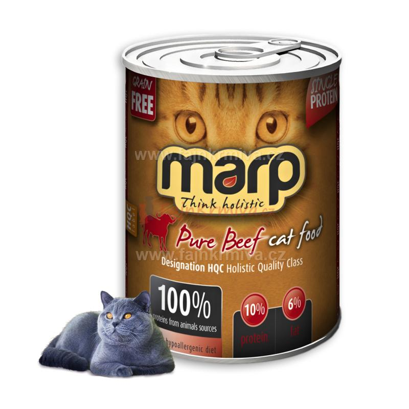 MARP Pure Beef CAT Can Food 400 g