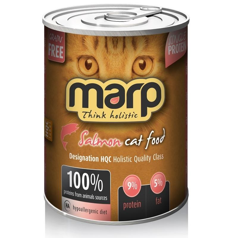 MARP Pure Salmon CAT Can Food 370 g