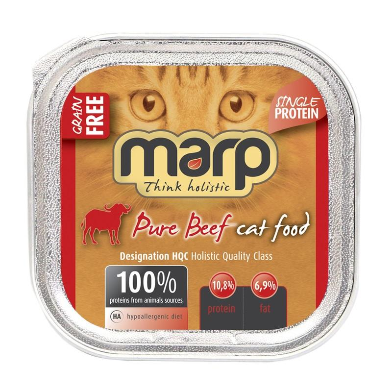 MARP Pure Beef CAT Can Food 100 g