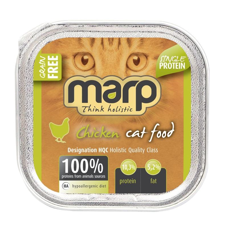 Marp Pure Chicken CAT Can Food 100 g
