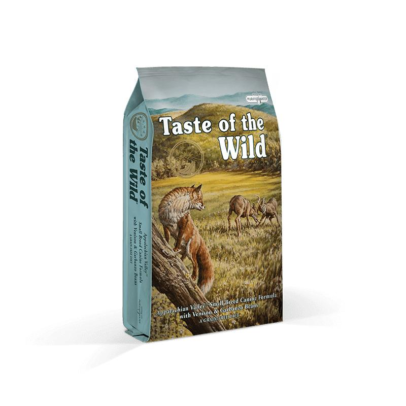 TASTE OF THE WILD Appalachian Valley 5,6 kg