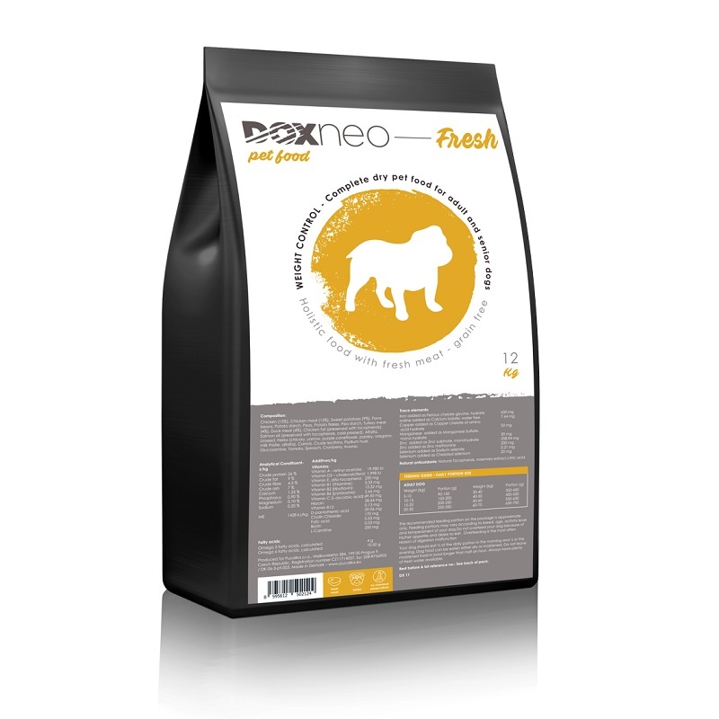 Doxneo Fresh - Weight Control 2,5 kg