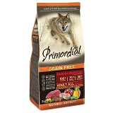 PRIMORDIAL Adult Buffalo & Mackerel 12 kg