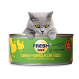 Artemis Fresh Mix Turkey Cats 156 g