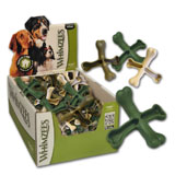WHIMZEES Display Box Cross bone - 8,9 cm/30 g