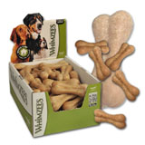 WHIMZEES Rice Bone - 11,4 cm/60 g