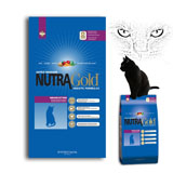 Nutra Gold Indoor Kitten 3 kg