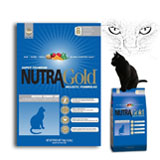 Nutra Gold Indoor senior Cat 3 kg