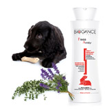 Biogance šampón Fleas away Dog antiparasitic 250 ml