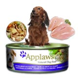 Applaws Dog - kuře a zelenina 156 g