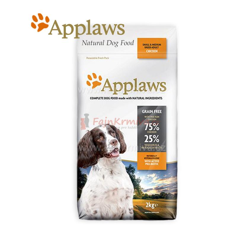 Applaws Dog Adult S/M Breed Chicken 2 kg