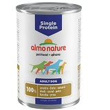 Almo Nature - 100% single protein - Kachna 400g