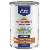 Almo Nature - 100% single protein - Telecí 400g