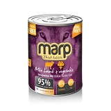 Marp Mix Lamb+Vegetable 400g