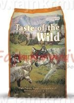 TASTE of the Wild High Praire Puppy 13 kg