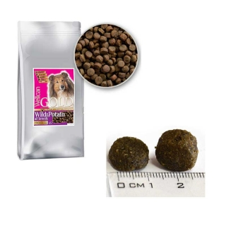 Wellcan Gold Adult WILD AND POTATO 19/10 15kg