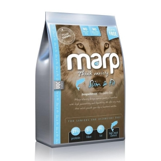 Marp Variety Slim and Fit - s bílou rybou 12 kg