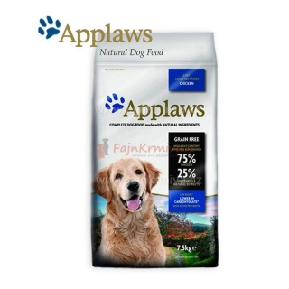 Applaws Dog Adult Lite All Breed Chicken 7,5 kg