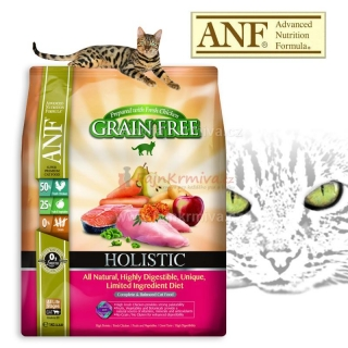 ANF Feline Holistic Grain Free Chicken 1 kg