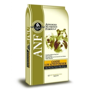 ANF Canine Low Activity/Senior 12 kg