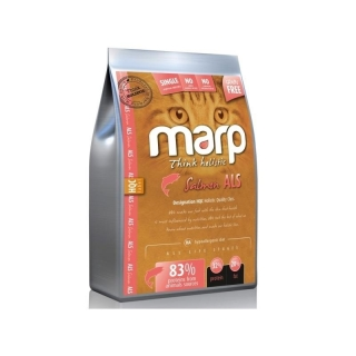 MARP Holistic Salmon Cat 2 kg + 2 kapsičky Applaws ZDARMA