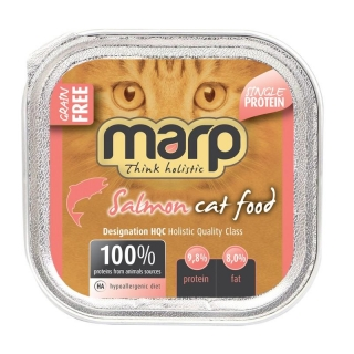 MARP Pure Salmon CAT Can Food 100 g