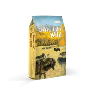 TASTE OF THE WILD High Praire 5,6 kg