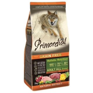 PRIMORDIAL Adult Deer & Turkey 12 kg